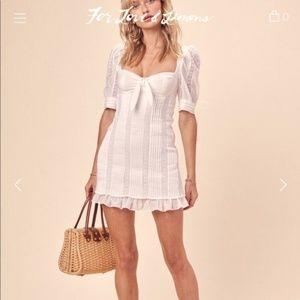 FL&L Virginia mini dress